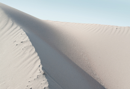ambiance: full frame abstract sand background in sunny ambiance Stock Photo