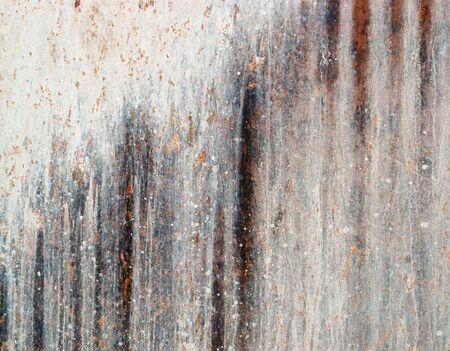 rundown: full frame abstract rundown metallic background