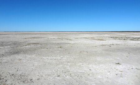 botswana: Makgadikgadi Pan in Botswana, Africa