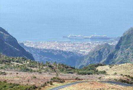 portuguese: scenery at a portuguese Island named Madeira