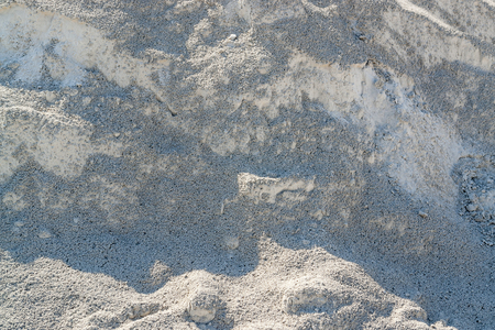 scarp: full frame natural abstract sandy background Stock Photo