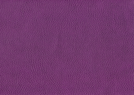 a full frame abstract violet leather background Stock Photo