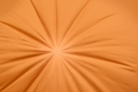 tight filled: full frame orange balloon detail