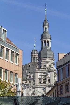 Impression of Wuerzburg, a franconian city in Bavaria
