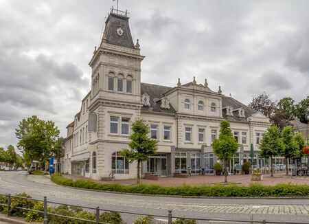 impression of a city named Jever which is located in East Frisia in Northern Germany