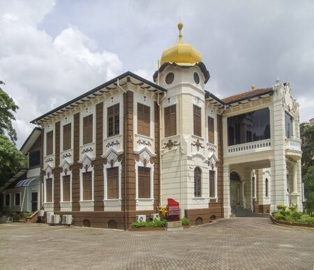 Proclamation of Independence Memorial in Malacca City, the capital city of Malacca in Malaysia