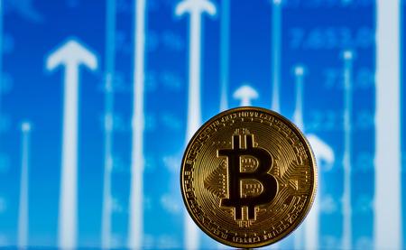 bitcoin on the chart