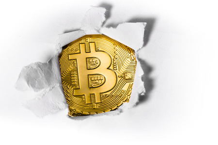 bitcoin with paper