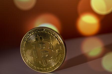 crypto: golden bitcoin
