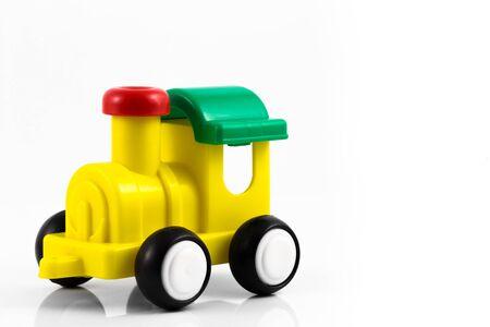 toy train, locomotive Stock Photo