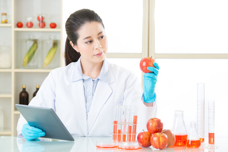 genetic food modification: genetic modification food need to be research for human health check