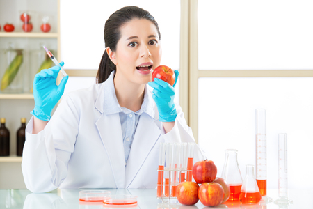genetic food modification: do you have the courage to try genetic modification food for your lifestyle