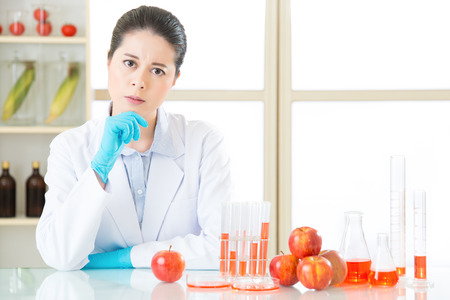 genetic food modification: are you sure you want have genetic modification food for dinner lunch