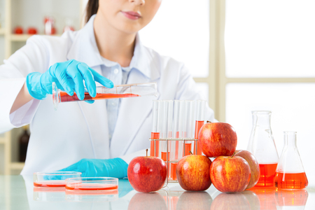 genetic food modification: you dont have to try genetic modification food for each meal
