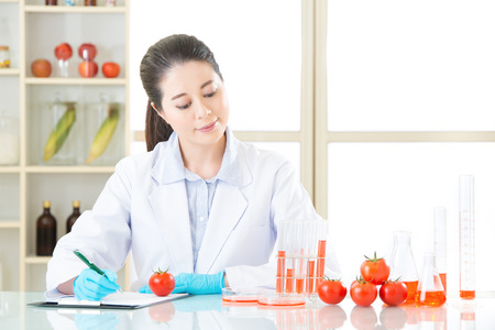 genetic food modification: Examining genetic modification food test result is important for scientist