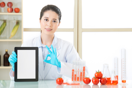 genetic modification food is ok for human health by searching on internet