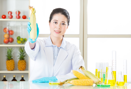 genetic food modification: someone dont like genetic modification food, doesnt mean its all bad