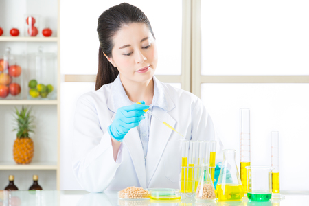 genetic food modification: soya genetic modification food research need more test laboratory