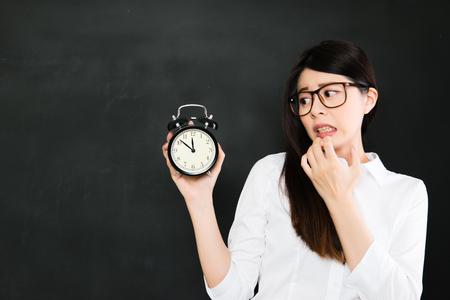 si todavía tarde, usted será fallar por la educación escolar