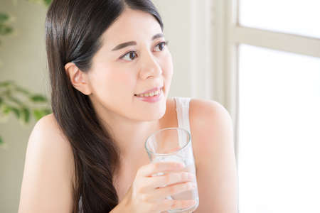 insides: Drinking water is like washing out your insides. The water will cleanse the system, fill you up