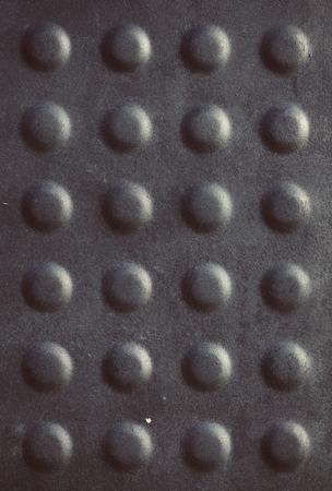 protuberance: Texture of iron with graphite gray bulges Stock Photo