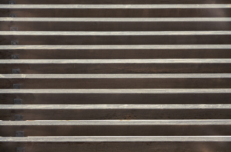 stripy: Stripy Pattern Created By Wooden Planks And Their Shadows Close Up Abstract Wallpaper Picture