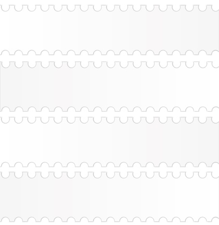 blank paper sheet white color