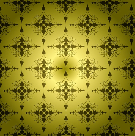 Abstract backgrounds on new tone. Stock Illustratie