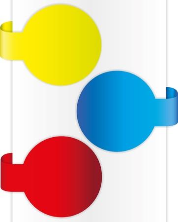 Colorful brochure design  Stock Vector - 11804031