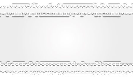 web: New pattern paper label for work.