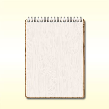 The tracing paper on wooden board  Stock Photo - 13619998