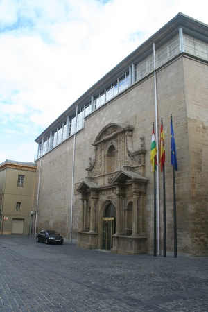 parliament of la rioja, logro�o