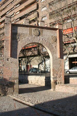 talavera: seville gate, talavera de la reina reformed