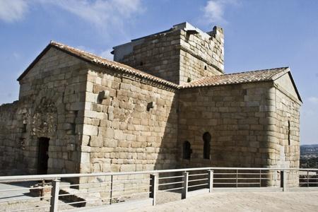 Church of Santa Maria de Melque, San Martin de Montalban, Toledo Stock Photo - 11475892