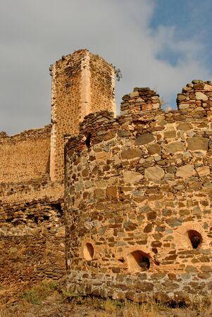 Castle of Montalban, San Martin de Montalban, Toledo Stock Photo - 11475907