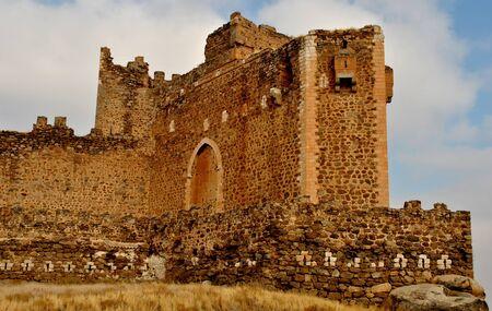 Castle of Montalban, Toledo Stock Photo - 11595122