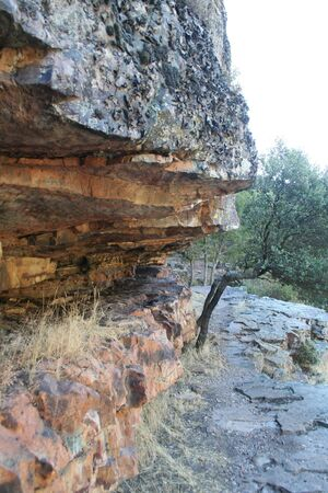 mountain Trekkings, excursions, Rocigalgo,  1.448 meters Stock Photo - 11646356
