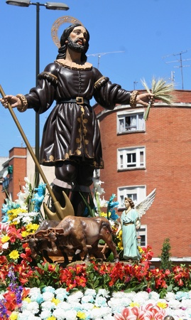 fiesta popular: Picture, of San Isidro
