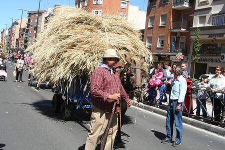 fiestas:  San Isidro, Fairs, Celebration, Talavera