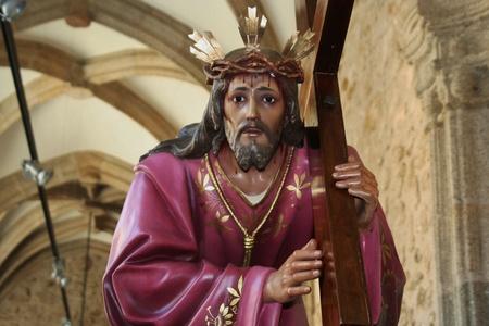 semana santa: Holy Week, Christ Nazarene