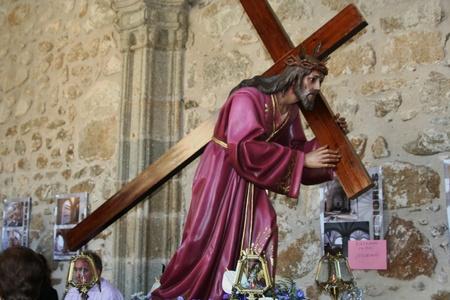 semana santa: Holy Week Christ Nazarene