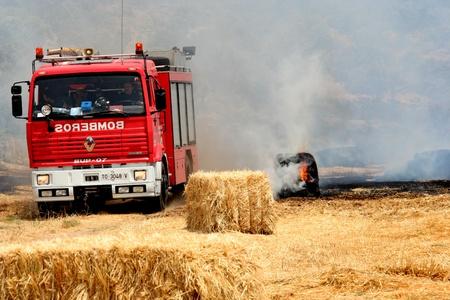 Moyens de protection contre l'incendie, 2011 Banque d'images - 11715814