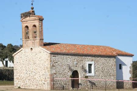 talavera: The hermitage of Santa Apolonia, Talavera
