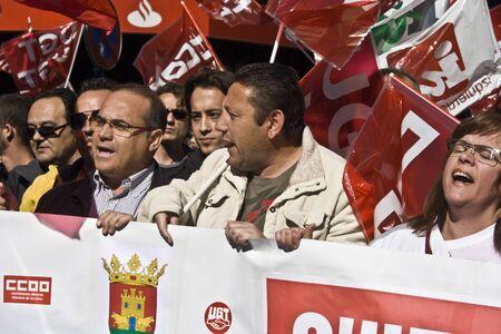 Spain, General Strike,  29 Marzo, 2012