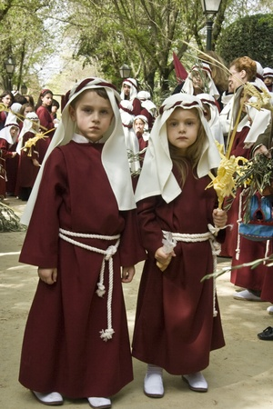 Procession of Holy Week, Palm Sunday,