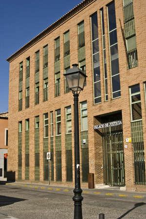 talavera: Courthouse, Talavera
