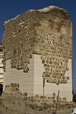 Walled enclosure, Talavera de la Reina Stock Photo - 13062730