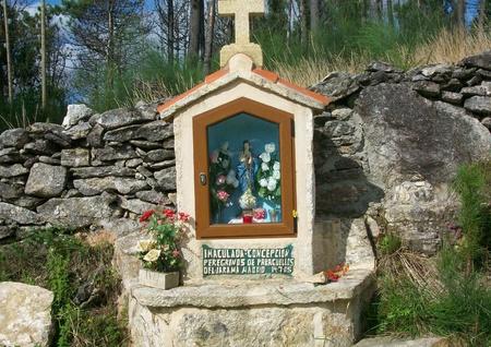 immaculate: Inmaculada de peregrinos de Paracuellos