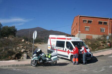 croix rouge: Croix-Rouge espagnole b�n�voles