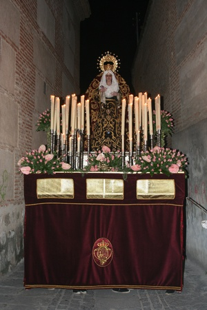 guilds: Our Lady of Grace Holy Week and Amparo de Talavera